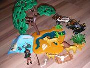 Playmobil Löwenoase u Wilderer