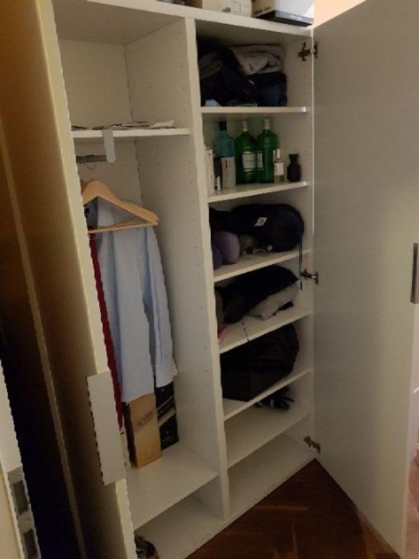 Ikea Kleiderschrank günstig gebraucht kaufen - Ikea Kleiderschrank ...