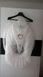 Brautkleid mit Poirier Reifrock und