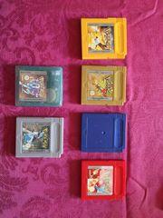Pokemon Gameboy Spiele