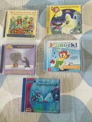 5 Kinder-CDs