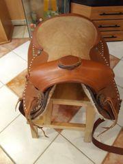Pony Westernsattel
