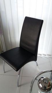 6 Esszimmer-Stühle