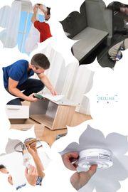 Möbel Montage Aufbau Reparatur Service