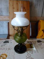 Antike Petrolium Spiritus Lampe