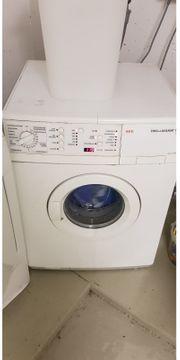 AEG Waschmaschine günstig abzugeben