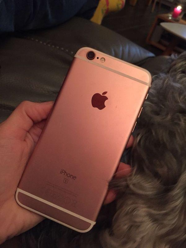 IPhone 6S Rose » Apple iPhone