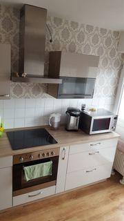Küche neuwertig zu
