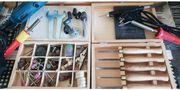 Werkzeuge für Holz