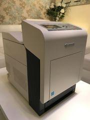 qualitativer Farblaserdrucker wie