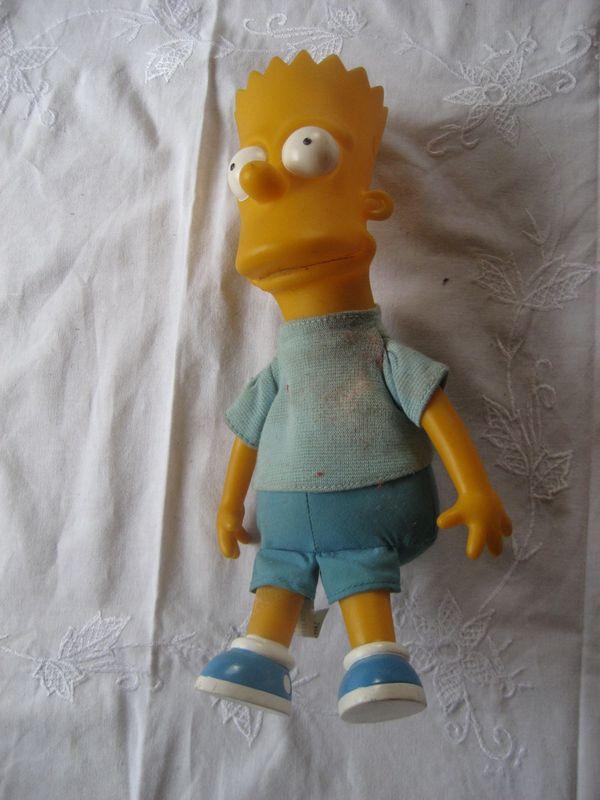 Bart Simpson Figur, » Sonstige Sammlungen