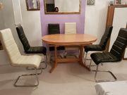 Esszimmer Tisch 6