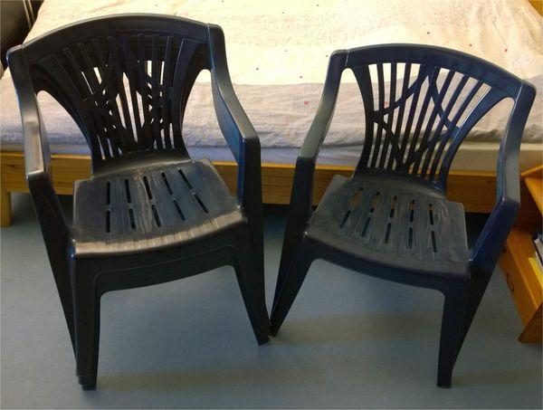 Hochwertige Stühle 4x hochwertige stühle stapelbar für terrasse balkon und garten
