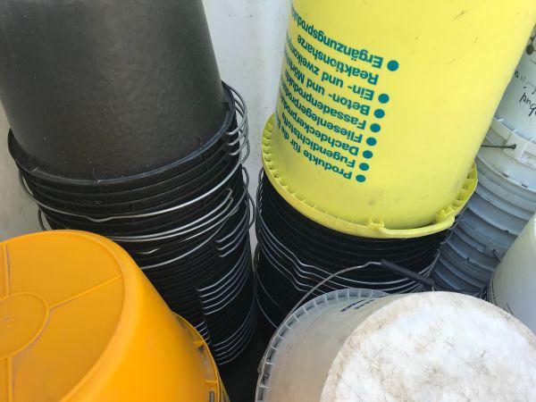 Stall- Bau Eimer Jumbo 20ltr. bruchsicherem Kunststoff viele - Altlußheim - Stall- Bau Eimer Jumbo 20ltr. bruchsicherem Kunststoff viele - Altlußheim