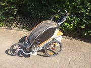 Chariot CX2 inkl Buggy- Jogging-