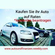 Auto auf Raten abzahlen Deutschlandweites