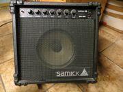 Gitarrenverstärker Samick SM-15R