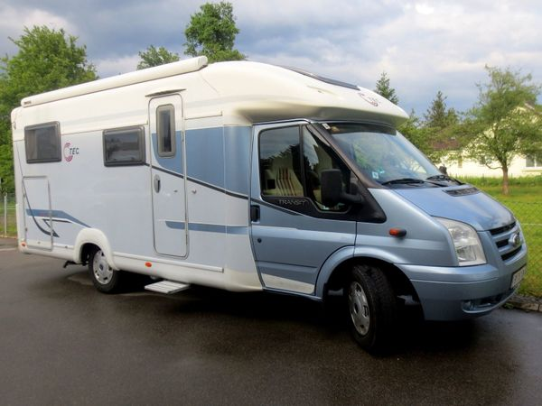Verkaufe Wohnmobil Ford Transit TEC-Aufbau in Lauterach - Wohnmobile ...