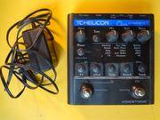 TC-Helicon VOICETONE create XT Gesangseffekt