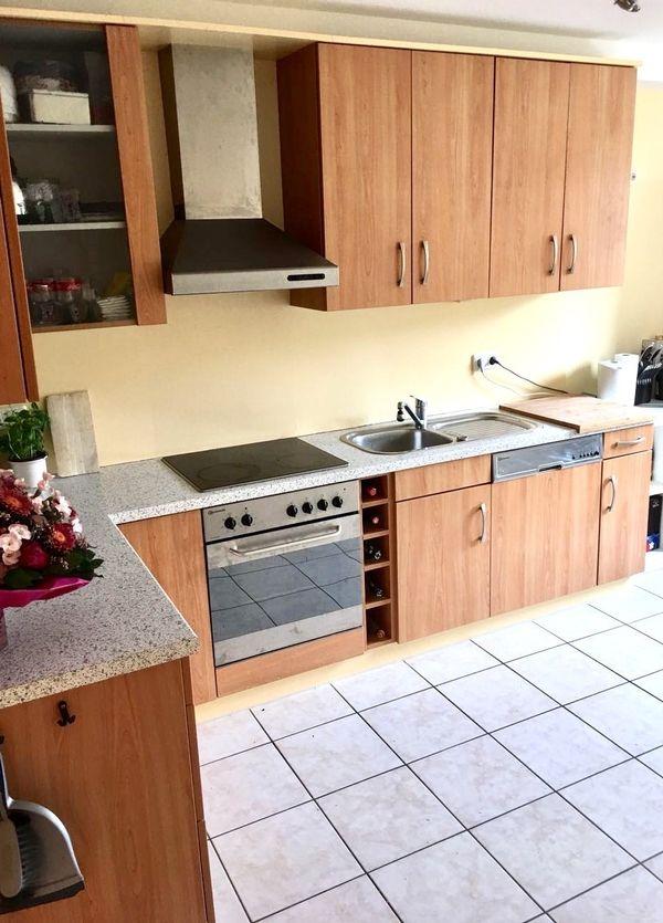 Schreinerküche schreiner küche l form inklusive elektrogeräte in moosinning