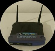 Linksys WRT54GS Linux