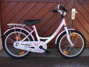 18 Kinder Fahrrad pink metallic