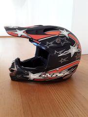 Jugend-Motocrosshelm ixs