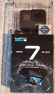 GoPro HERO7 Schwarz - wasserdichte digitale
