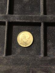 Silber Münze Reichsmark Hindenburg von