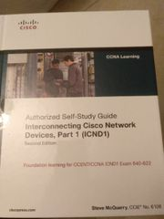Buch Interconnecting Cisco Network Devices