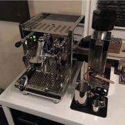 Bezzera Mitica Siebträgermaschine Vibra Espressomaschine