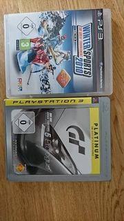 PS3 Winter Sports und Gran