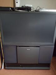 Großbildfernseher