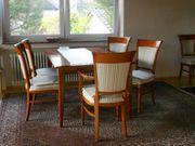 Esszimmer bestehend aus Tisch 6