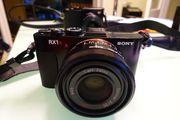 SONY DSC-RX1R