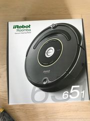 Staubsauger - Roboter Roomba 651 inkl