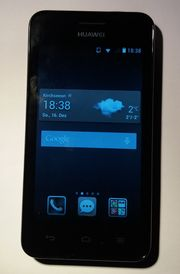 Handy Huawei Ascend Y330