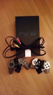 PlayStation2 schwarz