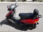 Roller Honda Bali