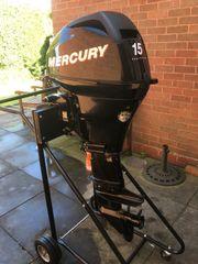 Mercury 15hp Outboard