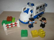 Lego Duplo Polizeitransporter