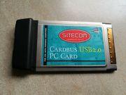 sitecom CARDBUS USB