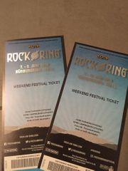2 Rock am Ring Weekend
