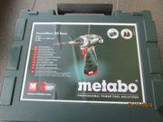 Metabo Akkuschrauber