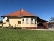 Ungarn Haus Bungalow auf der