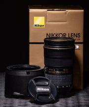 Nikon AF-S 24-70 2 8