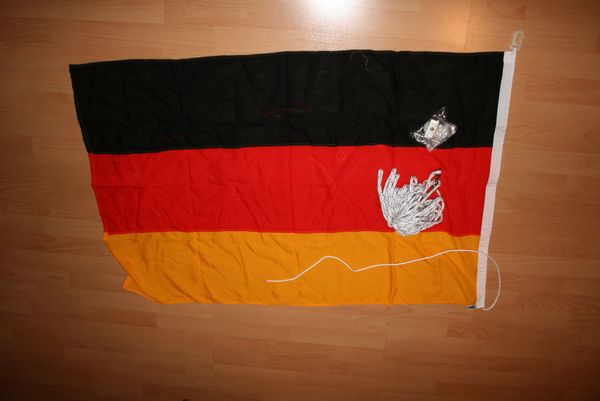 1 Flagge f Mast Größe