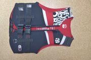 Jobe Prallschutzweste Combat Vest Größe
