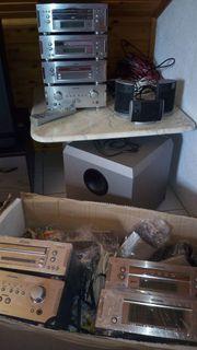 Stereoanlage Universum 4005