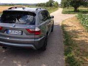 BMW X3 2 0d